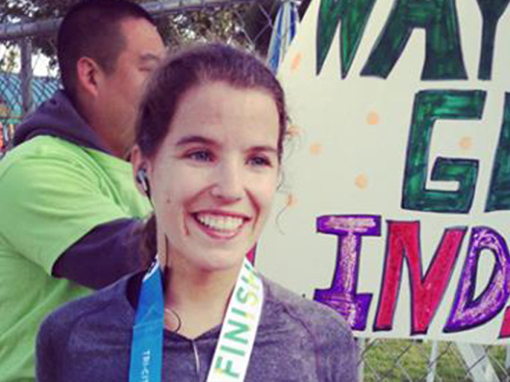 Cystic Fibrosis Podcast 132:  Lindsay Shipp: The Power of Exercise and Nutrition with CF