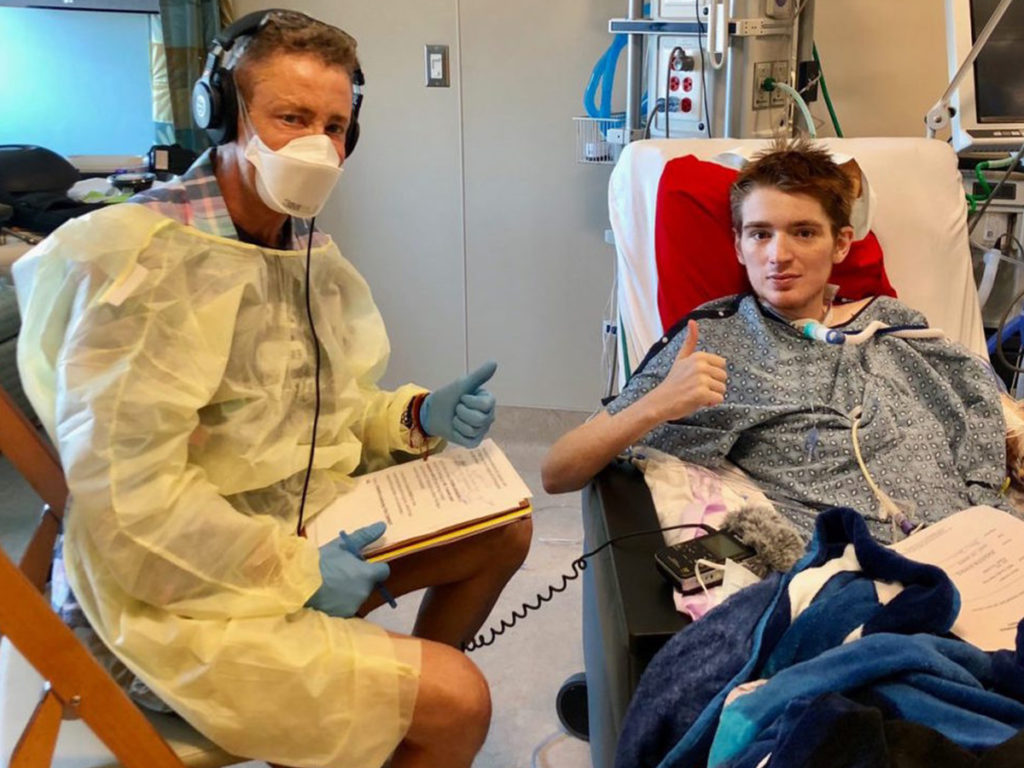 Cystic Fibrosis Podcast 190: Getting a Double Lung Transplant