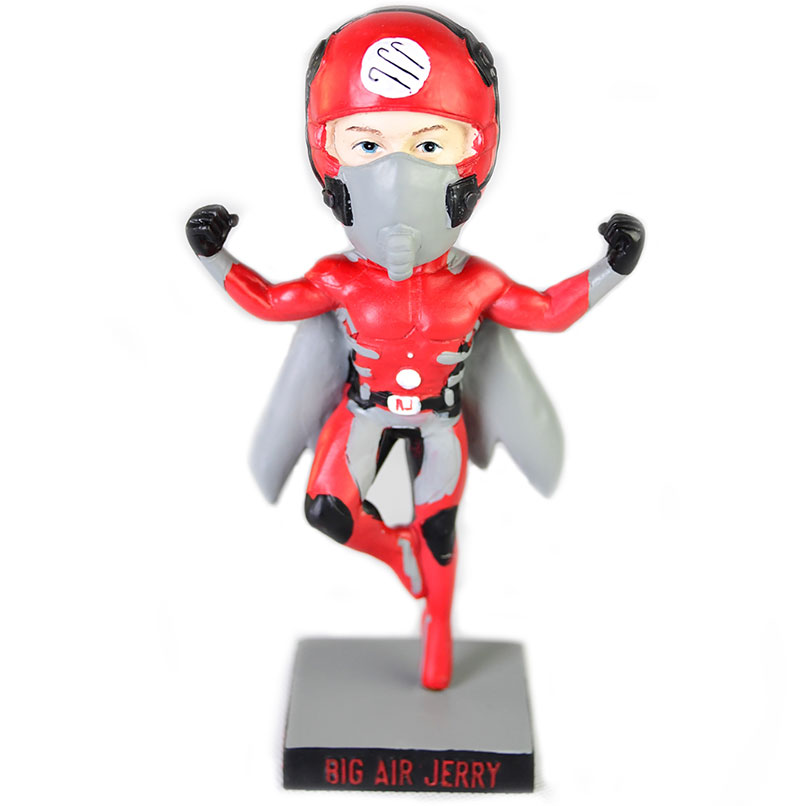 Big Air Jerry Bobble Head