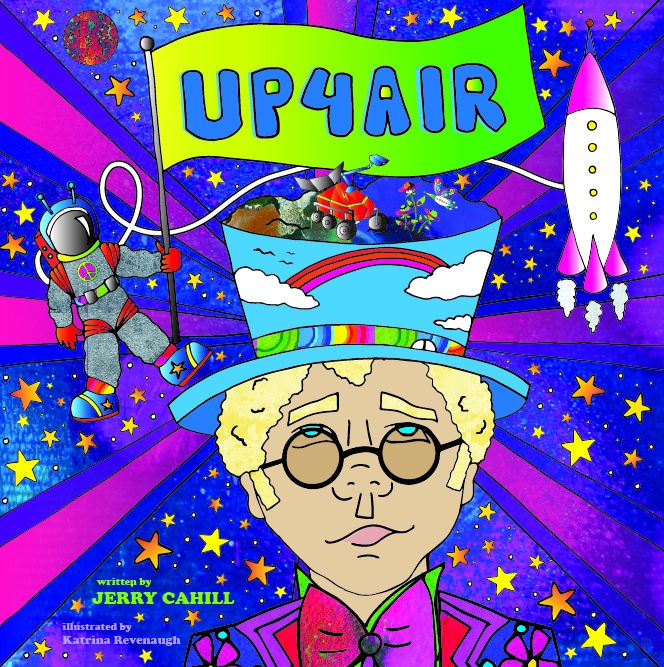 Up 4 Air Children's Book