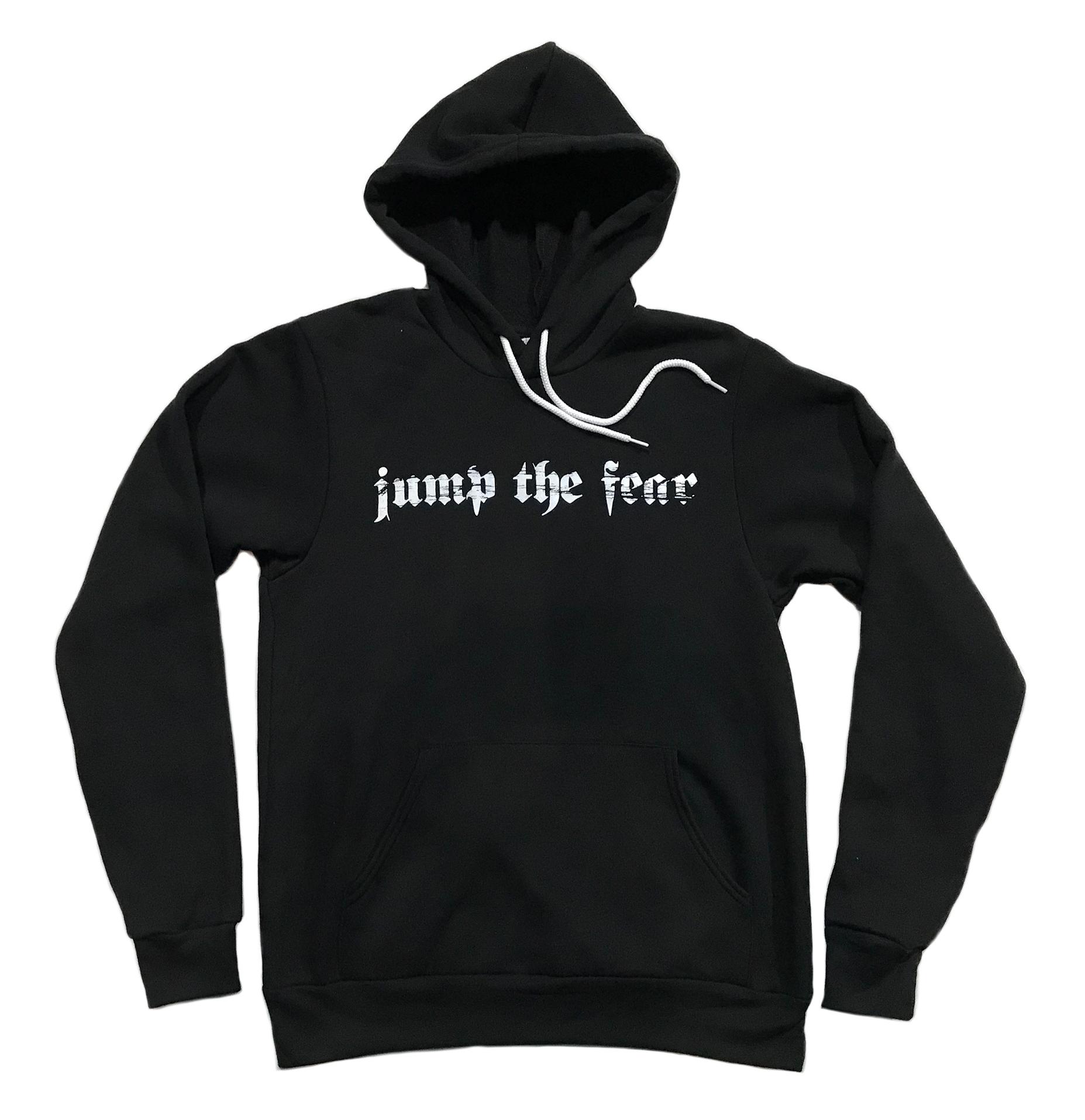 Bella + Canvas - Jump the Fear Hoodies