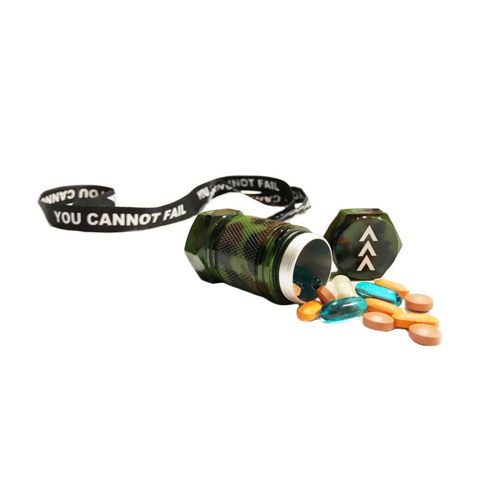 Camo Pill Case