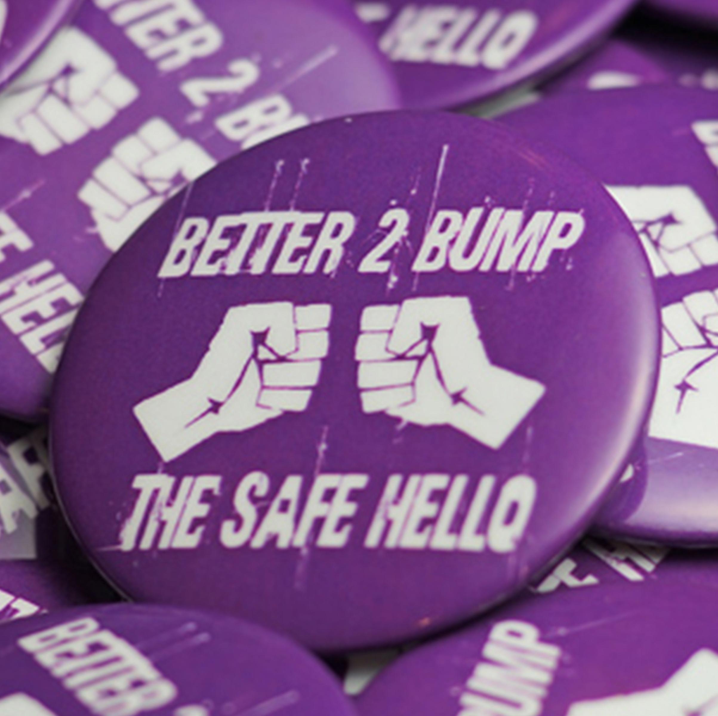 Better 2 Bump Pin