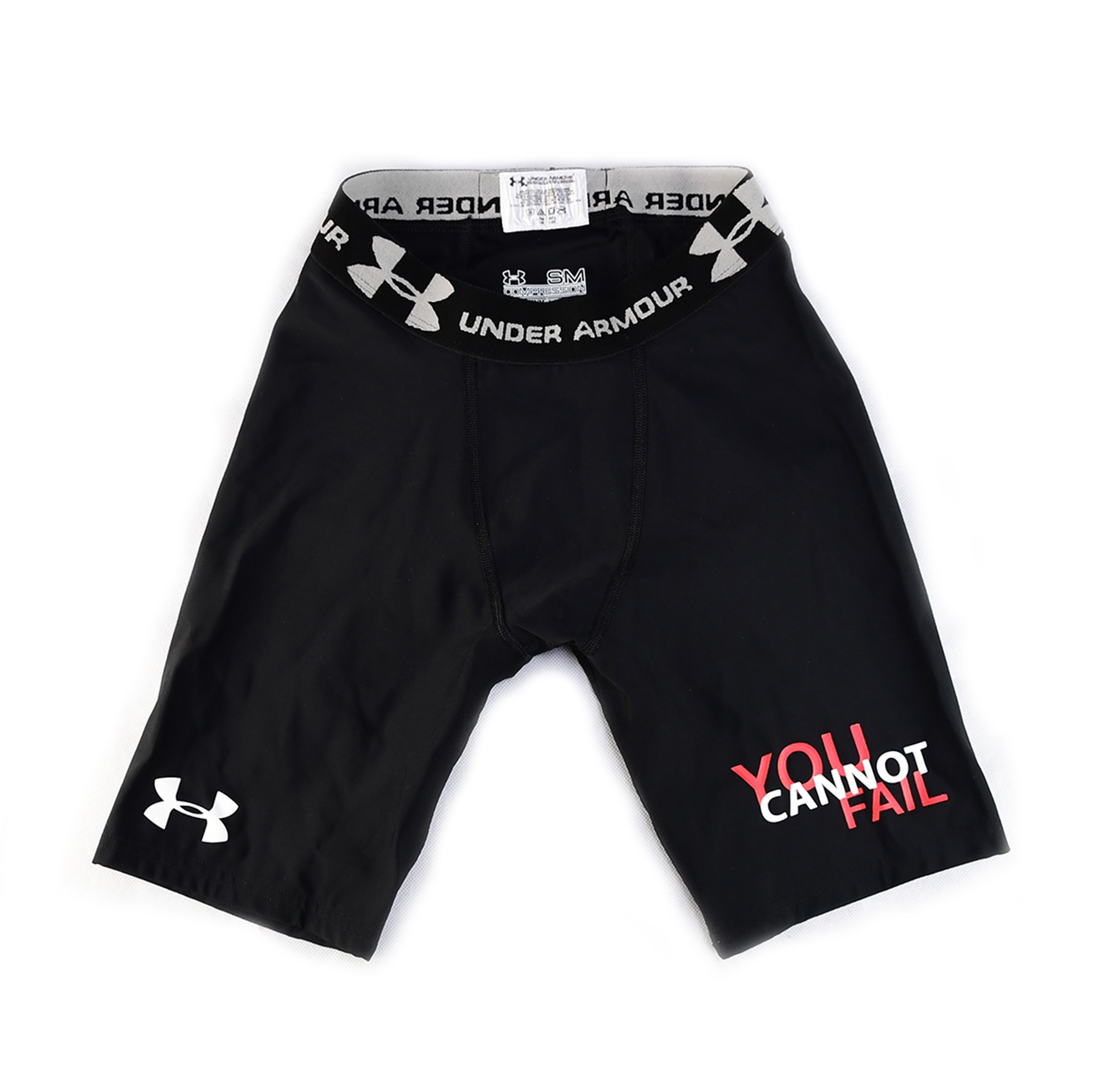 You Cannot Fail Compression Shorts