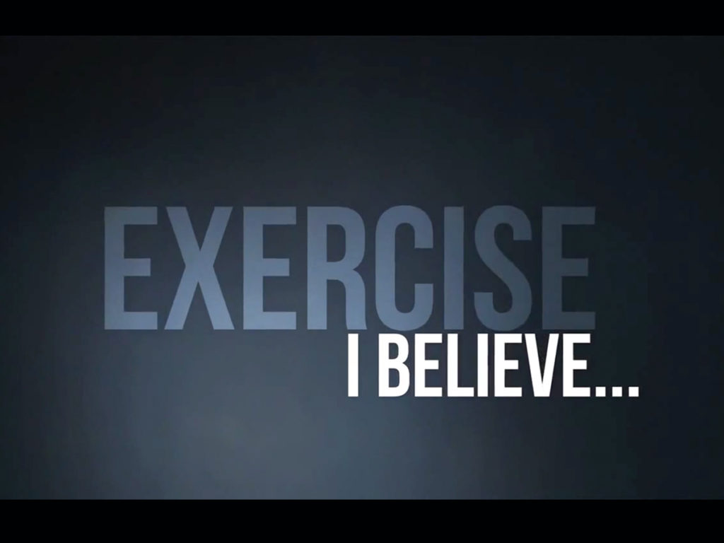 Cystic Fibrosis Podcast 122: I Believe ... in Exercise