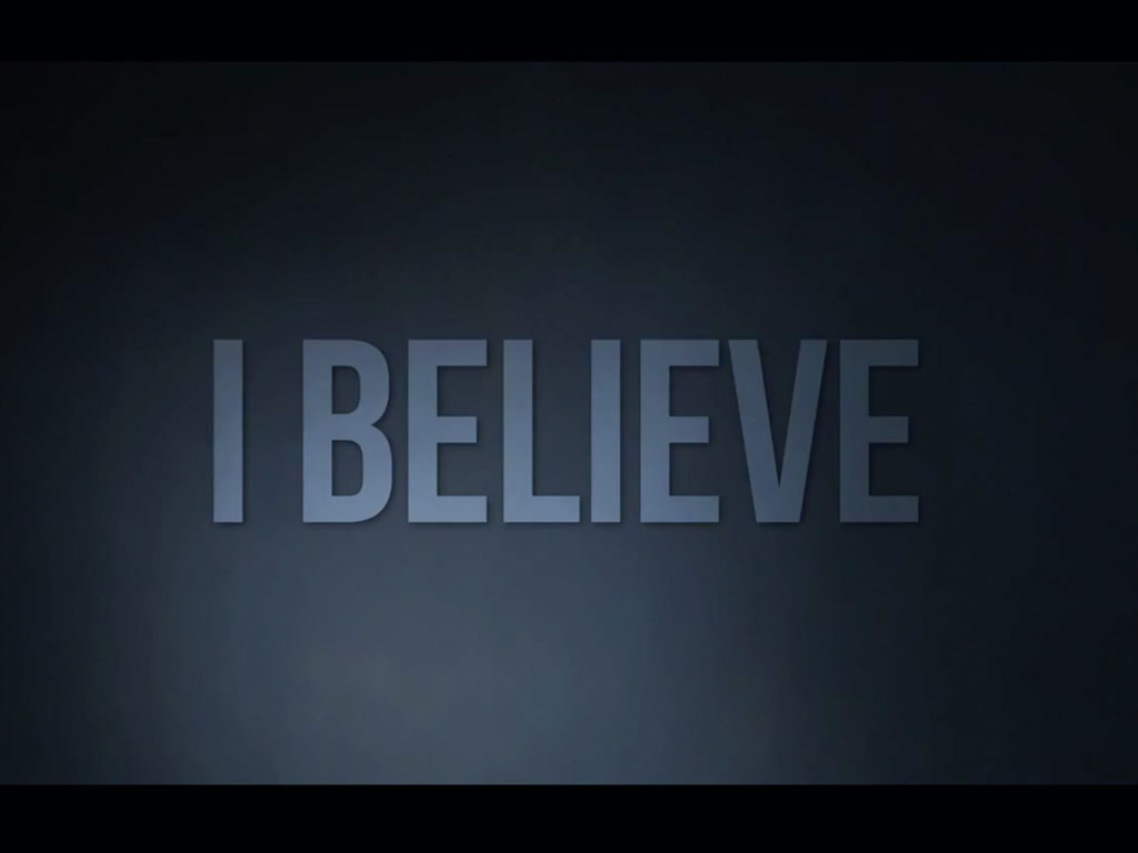 Cystic Fibrosis Podcast 124: I Believe