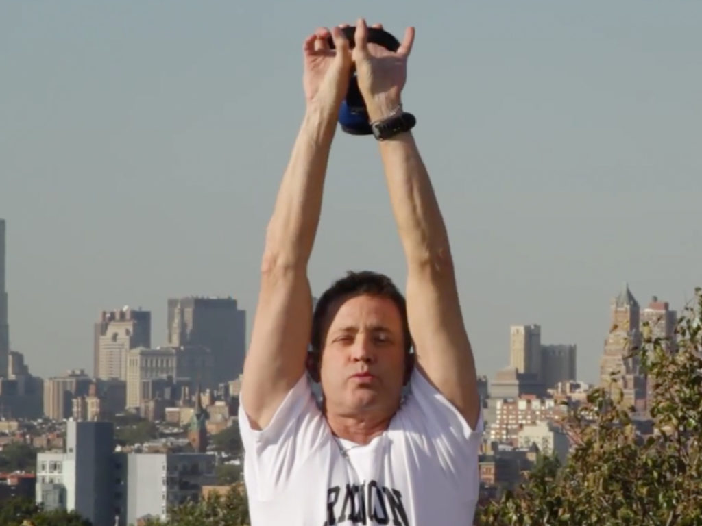 Cystic Fibrosis Wind Sprint 21: Exercising with Kettlebells