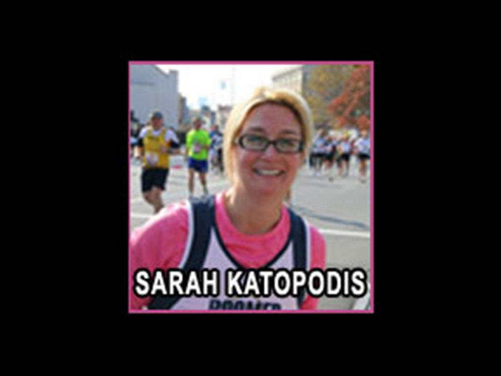 Cystic Fibrosis Podcast 42:  Sarah Katopodis Interview