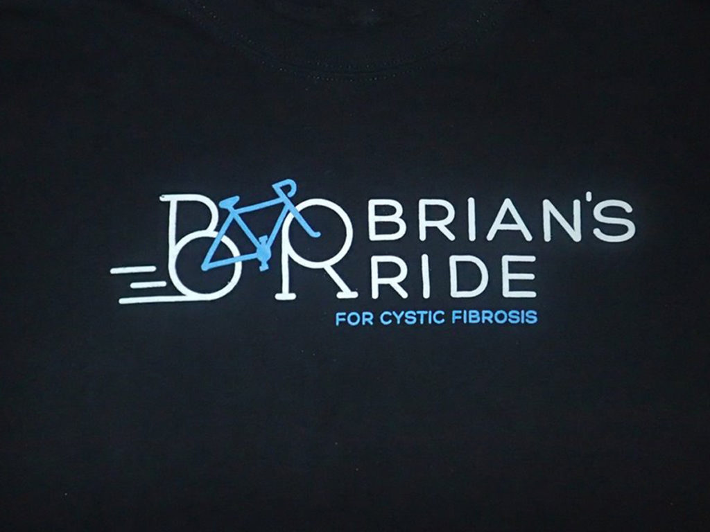 Cystic Fibrosis Podcast 50:  Brian's Ride
