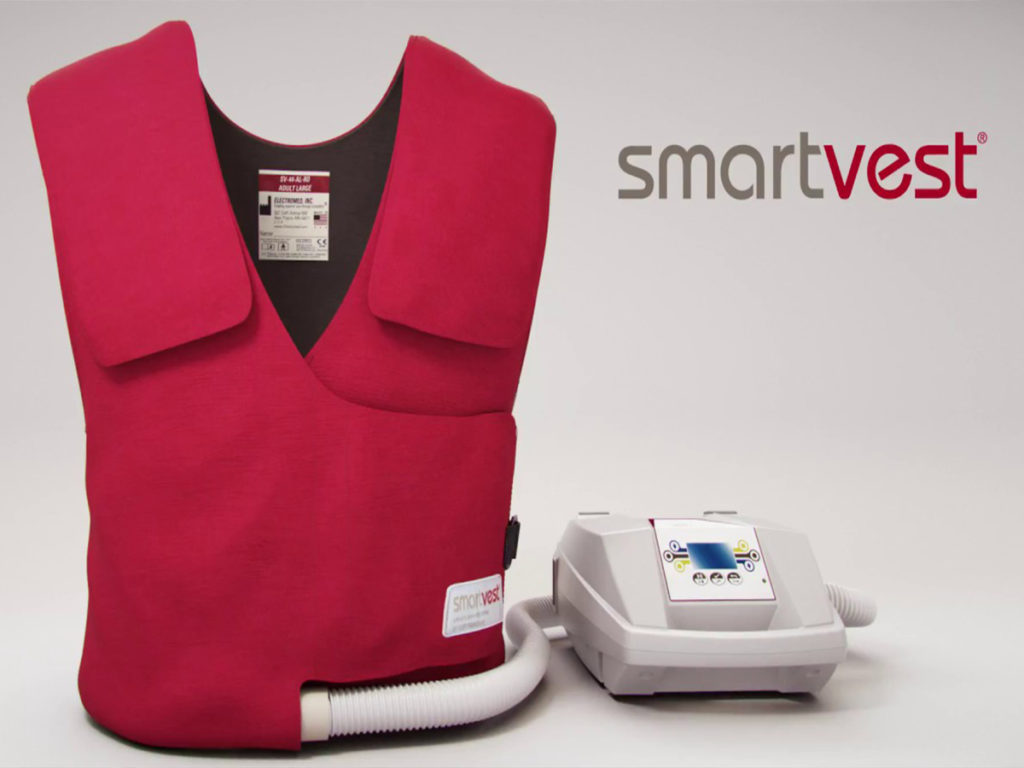Cystic Fibrosis Podcast 51:  Smart Vest The Airway Clearance System