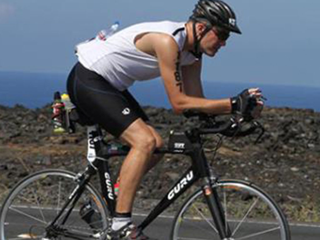 Cystic Fibrosis Podcast 58:  Scott Johnson Competes in Hawaii Ironman for Team Boomer