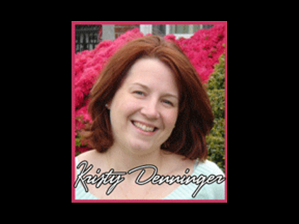 Cystic Fibrosis Podcast 7:  Kristy Denninger Enjoying Life at age 28 with Cystic Fibrosis