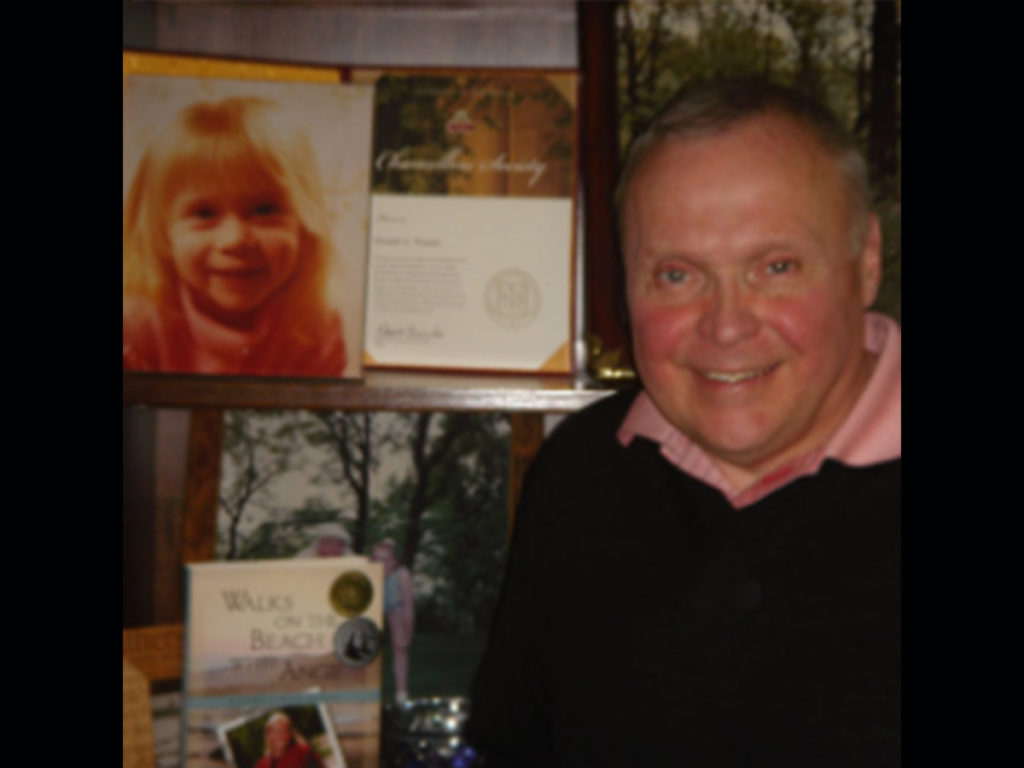 Cystic Fibrosis Podcast 88: Walks on the Beach With Angie: A Father's Story of Love by Don Warner