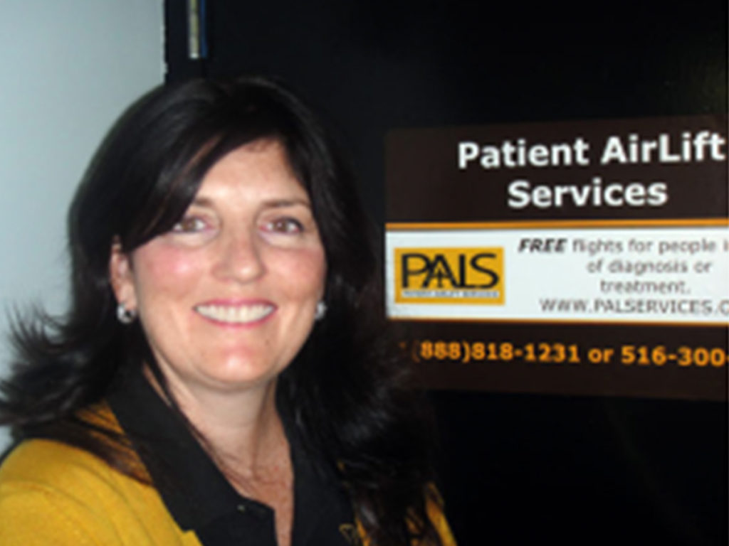 Cystic Fibrosis Podcast 98: Patient Airlift Services (PALS) – Giving Back to the CF Community with Eileen Minogue