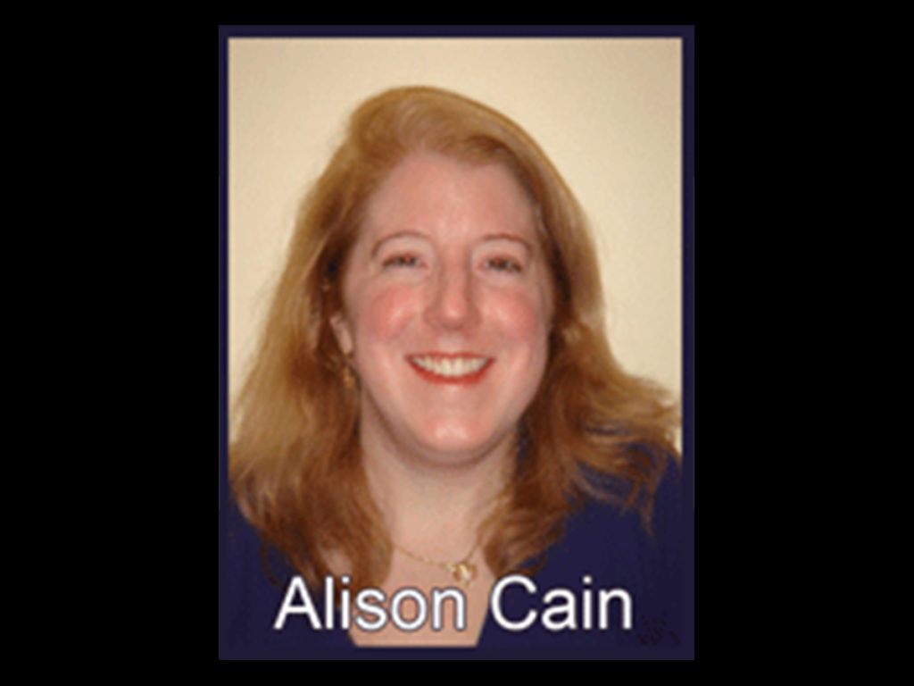 Cystic Fibrosis Podcast 25:  Alison Cain Podcast