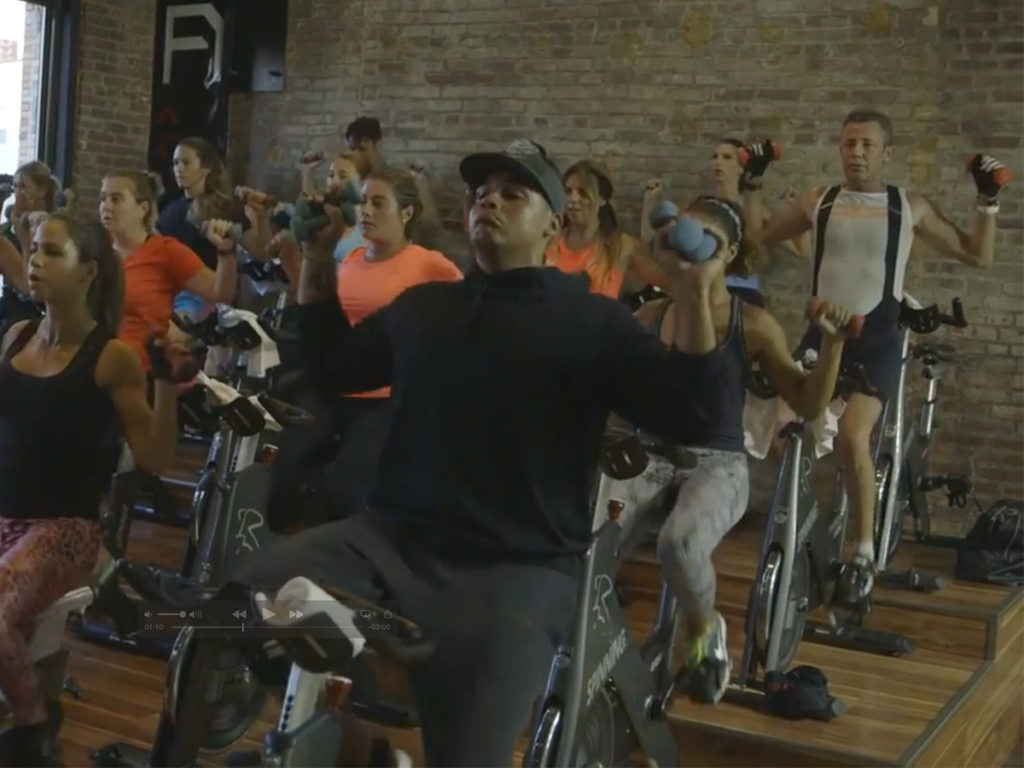 Cystic Fibrosis Wind Sprint 52: Spin Class
