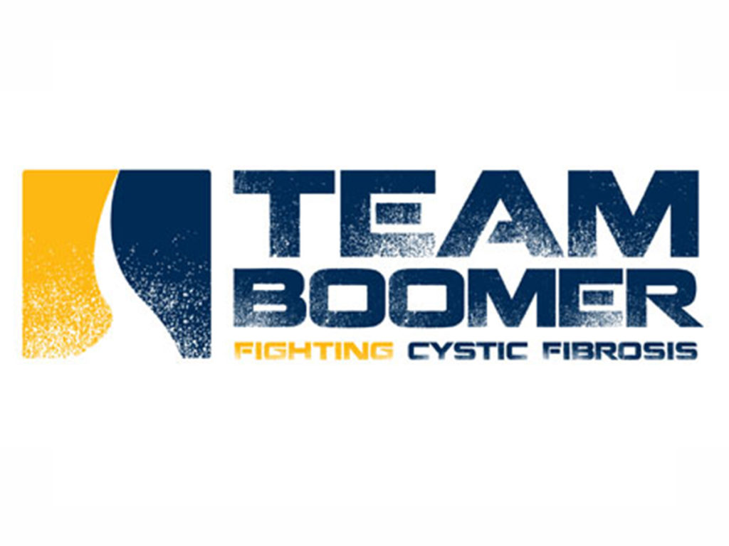 Running With Team Boomer