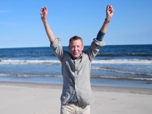 7 Year Post Transplant Plunge