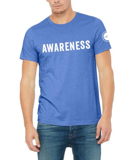 Awareness Bella + Canvas T-Shirt