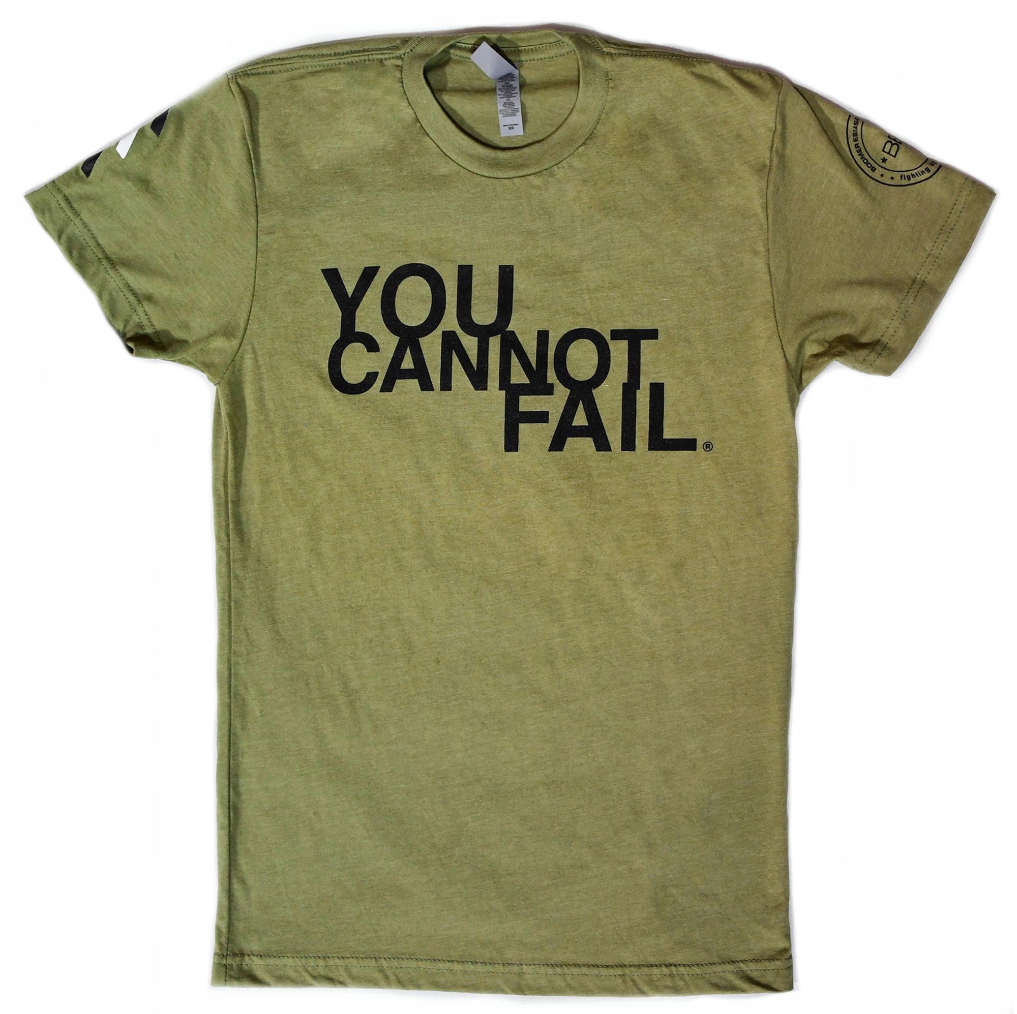 You Cannot Fail Survival Shirt