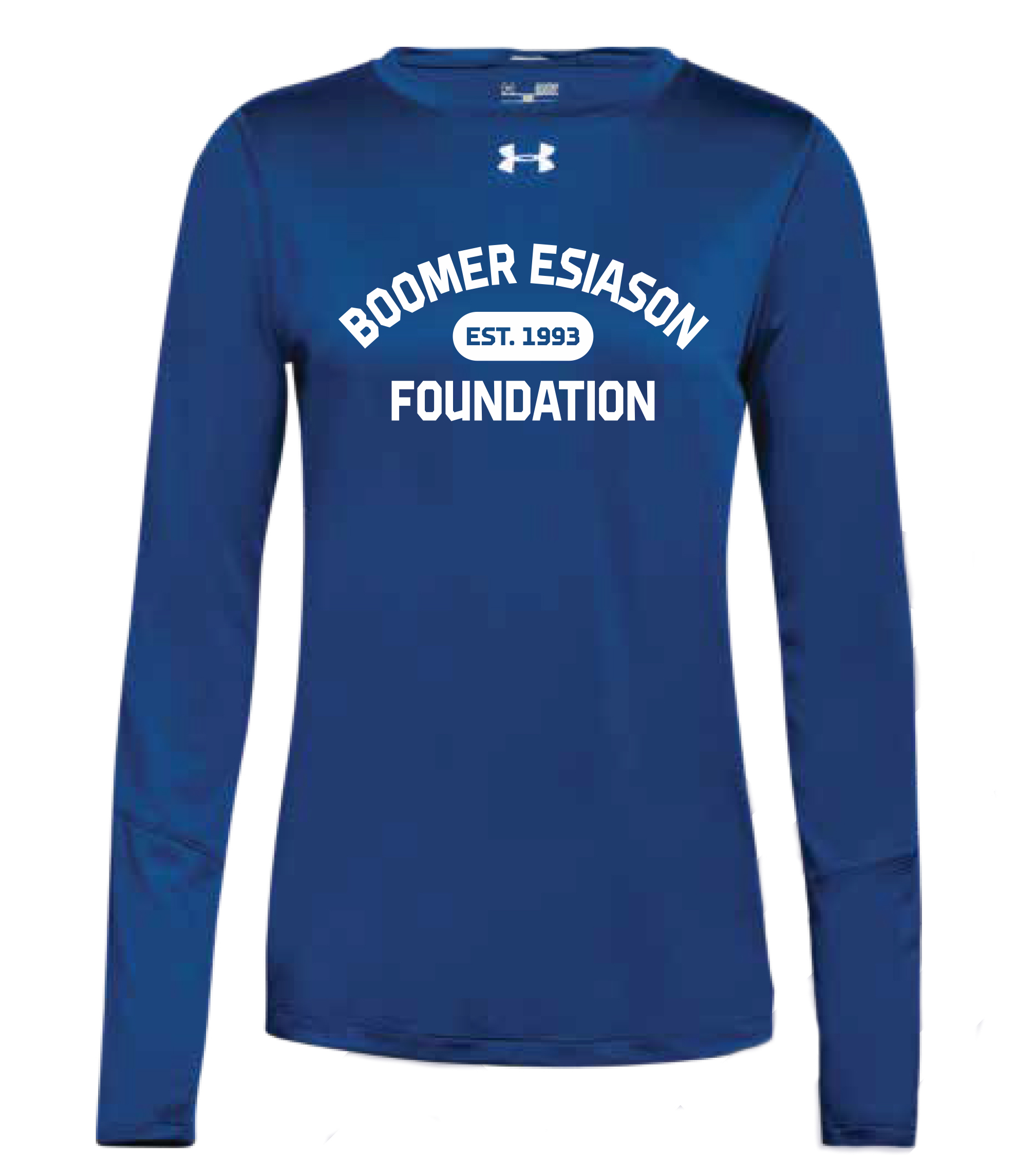 BEF UnderArmour Womens Long Sleeve
