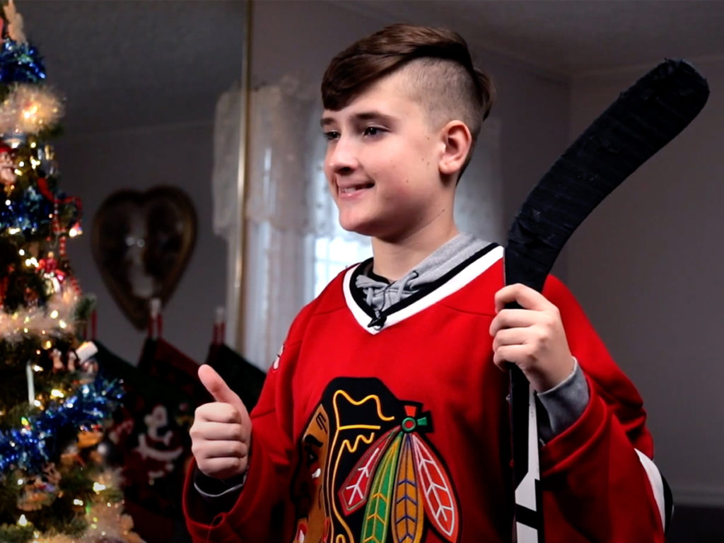 Cystic Fibrosis Podcast 258: I have CF, but hockey is my passion in life