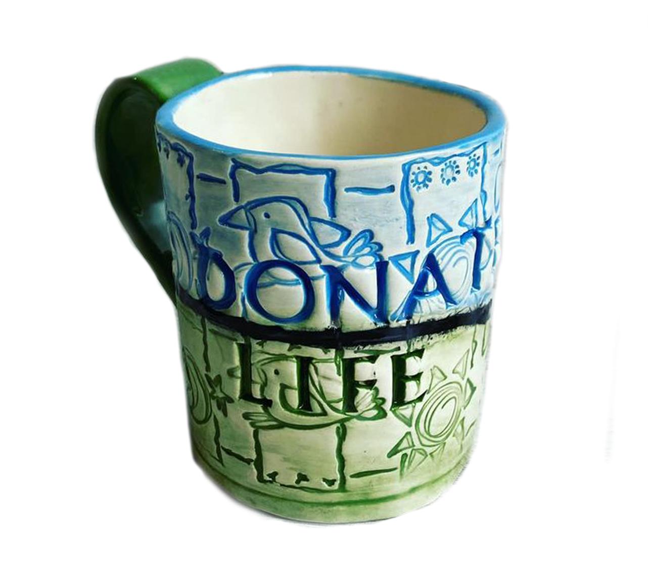 Donate Life Mug