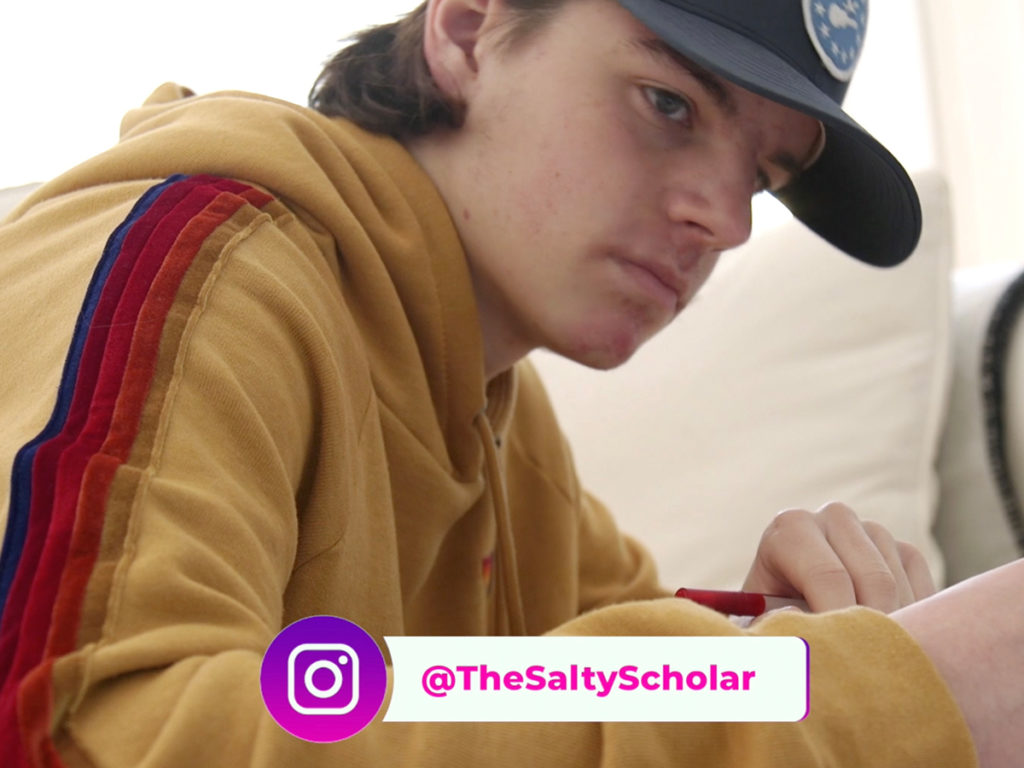 Cystic Fibrosis Podcast 264: The Salty Scholar