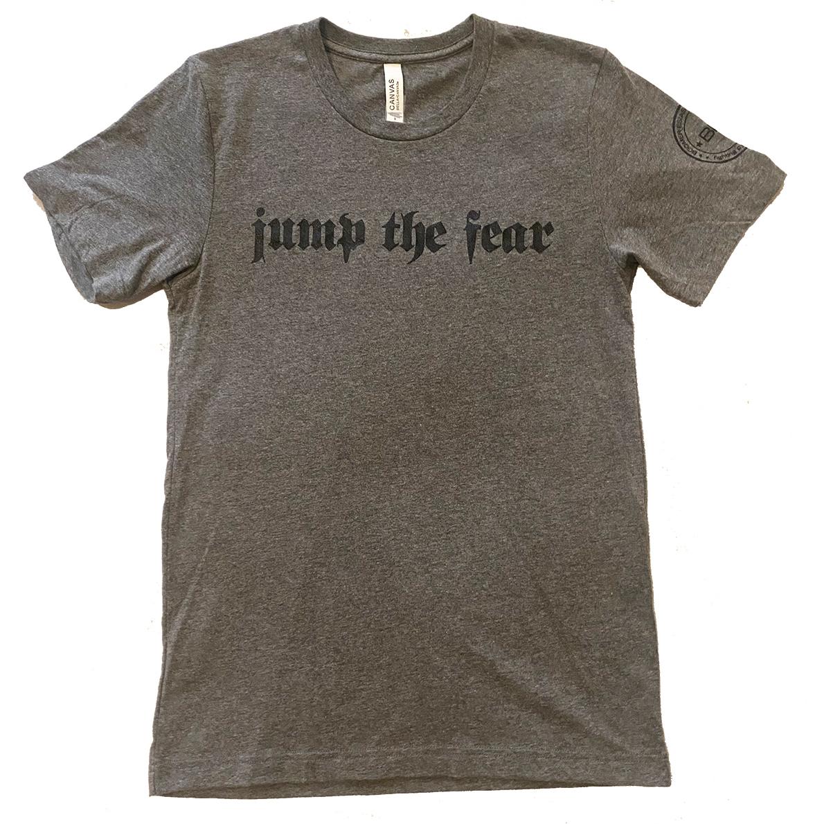 Jump the Fear Bella + Canvas T-Shirt